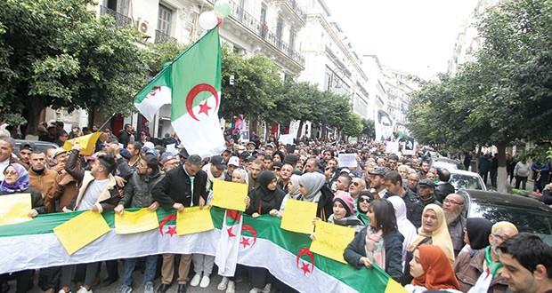 Marche des étudiants