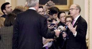 Procès en destitution de Trump Mardi glacial au Capitole