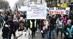 réforme des retraites de France