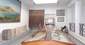 salle antique du musée national «Ahmed Zabana»