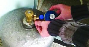 Bonbone de gaz