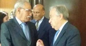 Brahim Ghali-Guterres