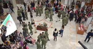 Le Musée central de l'Armée célèbre la journée nationale du chahid