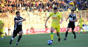 Ligue 1 JSK-ASO