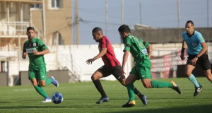 Ligue 1 USMA-CSC