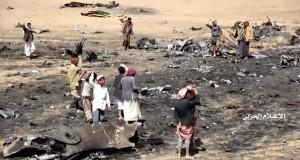 Yémen - 31 civils tués dans des raids après le crash d'un avion de la coalition