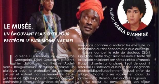 festival international du théâtre de Béjaïa