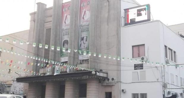 festival international du théâtre de Bejaia