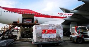 Aide Chine à l'Algérie