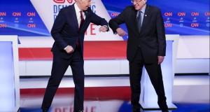 Biden et Sanders critiquent la gestion par Trump du coronavirus