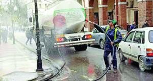 Compagne de nettoyage