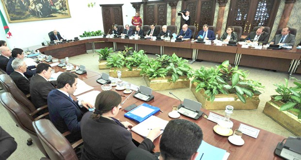 Conseil des ministres 0803