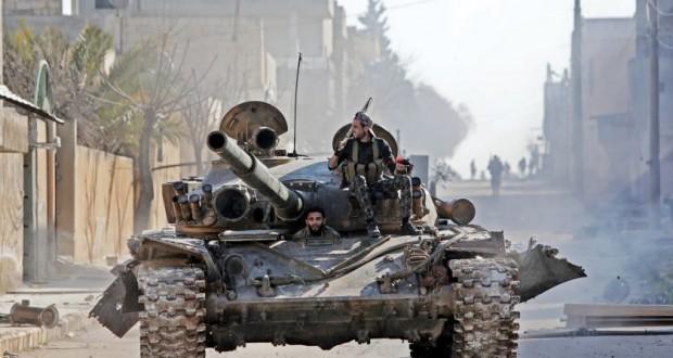 Escalade militaire à Idleb, la communauté internationale inquiète