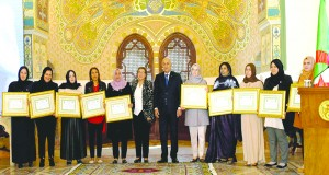 Le Président Tebboune, préside une cérémonie en l'honneur des femmes algériennes