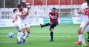 Ligue 1 USMA-MCO