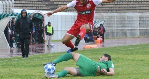 Ligue 2 USMAn-JSMB