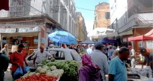 Marché à Oran