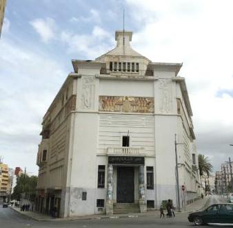 Palais de la culture d'Oran