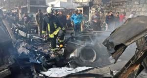 Attentat en Syrie