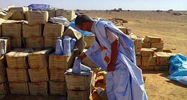 Le PAM félicite l'UE pour son aide aux réfugiés sahraouis