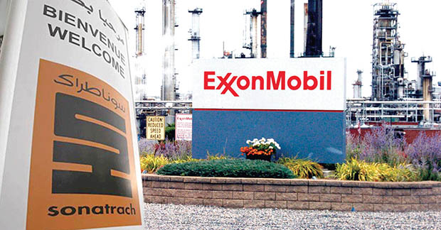 Sonatrach-ExxonMobil