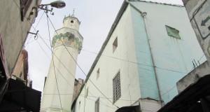 réhabilitation de la mosquée Sidi Lakhdar