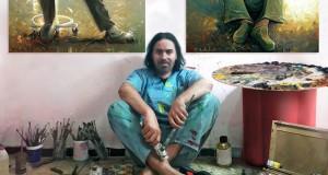 Abdelhalim Kebieche Peintre
