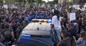 Un suspect noir tué à Atlanta - La cheffe de la police démissionne