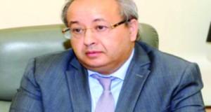 Abdelhakim Berrah, président de la Bourse d'Alger