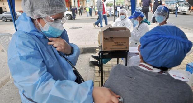 Niveaux records de contamination dans le monde