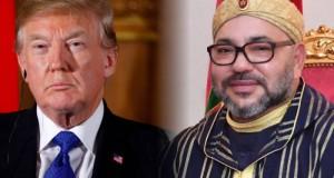 Trump-Mohamed VI
