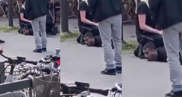 UN ALGÉRIEN DE 29 ANS EST MORT EN BELGIQUE