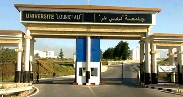 Université Ali Lounici de Blida