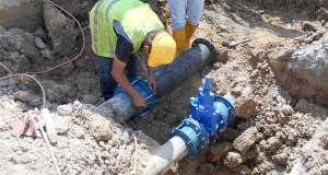 amélioration de l'alimentation en eau potable