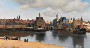vue-de-delft Vermeer