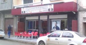 Café à Oran