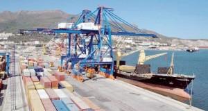 Grève au port de Béjaïa