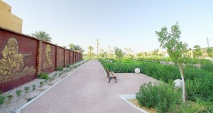 jardin botanique «Ghabet El-Merabtine» de Touggourt