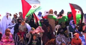 Aide aux refugies sahraouis