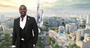 Akon-city ville