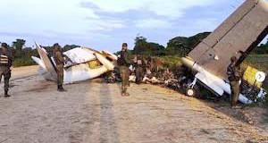 L'armée vénézuélienne a abattu un avion de trafiquants de drogue américain