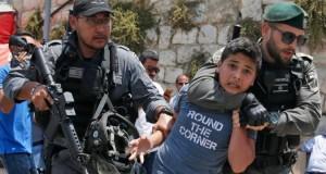 VIOLATION DES DROITS DE L'HOMME PAR LES AUTORITÉS D'OCCUPATION ISRAELIENNES