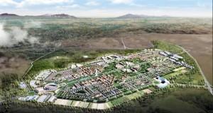 nouvelle ville d'El-Menea