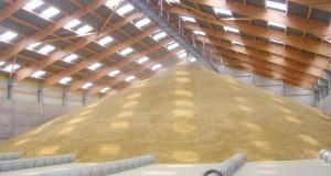 stockage céréales