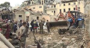 Des combats au Nagorny Karabakh - La trêve toujours pas respectée