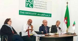 La littérature algérienne en exil