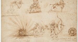 Léonard de Vinci Les carnets de dessins deux fois volés du maître de la Renaissance