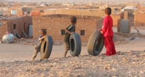 Le mur, la blessure du Sahara