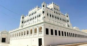 Le palais de Seyoun - Trésor historique du Yémen en péril