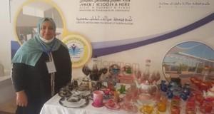 Salon de l'artisanat à Boumerdes- engouement pour les produits de beauté naturels